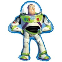 Parti Paketi Buzz Lightyear Ambalajsız Supershape Folyo Balon