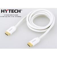 Hytech Hy-W225 Hdmı To Hdmı 1M Altın Uçlu 24K 1.4 Ver. 3D Kablosu