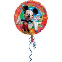 Mickey Mouse Happy Birthday Folyo Balon