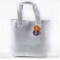 Bigg Fashion Beyaz Çanta