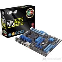 Asus M5A97 R2.0 Amd 970 2133MHz(OC) DDR3 Soket AM3+ ATX Anakart