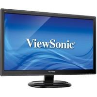 """Viewsonic VA2465S 23.6"""" 5ms (Analog+DVI) Full HD VA Led Monitör"""