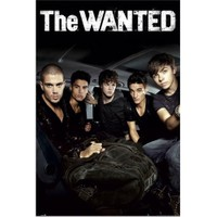 Maxi Poster - The Wanted Cover S.O.S