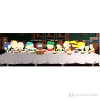South Park Last Supper Door Poster