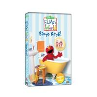 Susam Sokağı: Elmo'nun Dünyası (Banyo Keyfi!)