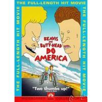 Beavis And Butt-Head Do America (Beavis And Butt Head Amerika Kabusu) ( DVD )