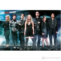 The Big Bang Theory Ufo Maxi Poster