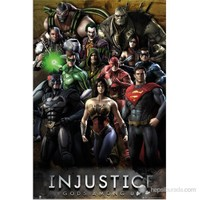 Injustice Group Maxi Poster