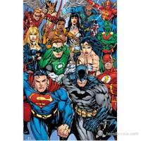 Dc Comics Collage Maxi Poster