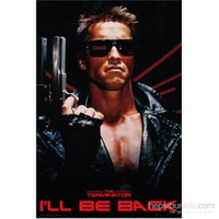 Terminator İ 'Ll Be Back Maxi Poster