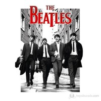 The Beatles In London 3D Poster