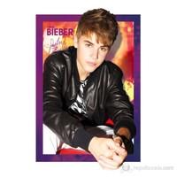 Justin Bieber Pin Up 3D Poster