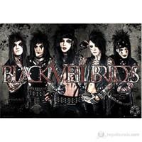 Black Veil Bridges Leather Maxi Poster