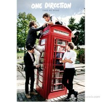 One Direction Telephone Box Maxi Poster