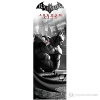 Batman Arkham City Cover Midi Poster