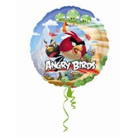 Parti Şöleni Angry Birds Folyo Balon 1 Adet