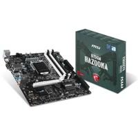 MSI B150M BAZOOKA Intel B150 2133MHz DDR4 Soket 1151 mATX Anakart