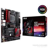 Asus 970 PRO GAMING/AURA AMD 970 2133MHz(O.C.) DDR3 Soket AM3+ ATX Anakart