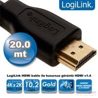 Logilink CH0055 HDMI v1.4 20m Kablo