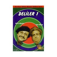 Deliler 1 (Devekuşu Kabare ) ( DVD )