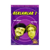 Reklamlar 1 (Devekuşu Kabare) ( DVD )