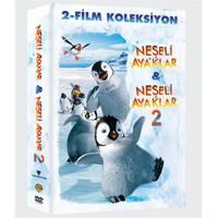 Neşeli Ayaklar 1+2 Box Set (DVD)