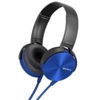 Sony MDR-XB450APL Kulaküstü Mavi Kulaklık