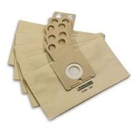 Karcher Süpürge Aksesuarları-Rc Serisi 5Li Kağıt Toz Torbası