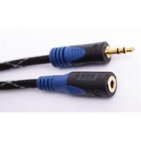 S-Link SLX-956 3.5 MM Stereo Jack Erkek to Dişi 3Metre Kablo