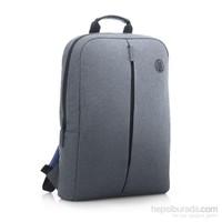 """HP K0B39AA 15.6"""" Essential Çelik Mavi Notebook Sırt Çantası"""