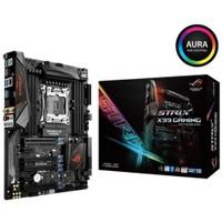 Asus ROG STRIX X99 GAMING Intel X99 3333MHz(O.C) DDR4 Soket 2011-V3 ATX Anakart
