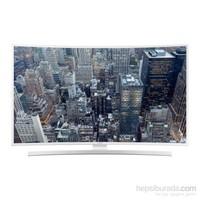 """Samsung 55JU6610 55"""" 140 Ekran [4K] Ultra HD Uydu Alıcılı Smart [Tizen] 4 Çekirdekli Curved LED TV"""