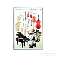 Orkestra Çalgıları Poster