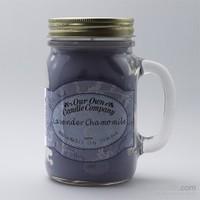 Lavender Chamomıle Büyük Kavanoz Mum
