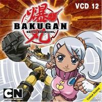 Bakugan Vol 12 (VCD)