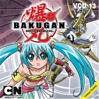 Bakugan Vol 13 (VCD)