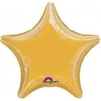 Parti Paketi Altın Yıldız Folyo Balon
