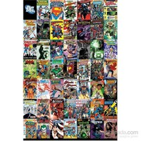 Maxi Poster DC Comics Montage