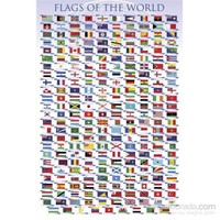 Maxi Poster Flags Of The World
