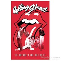 Maxi Poster Rolling Stones It's Only Rock N Roll