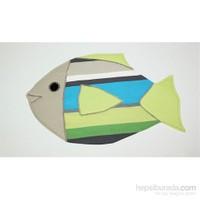 Yastıkminder Bej Balık Amerikan Servis