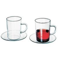 Simax 6'Lı Çay Fincanı