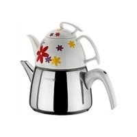 Emsan Seylan Çaydanlık - Kırçiçeği