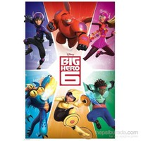 Maxi Poster Big Hero 6 Team