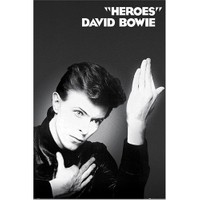Pyramid International Maxi Poster David Bowie Heroes
