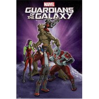 Pyramid International Maxi Poster Guardians Of The Galaxy Group