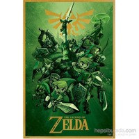 Maxi Poster The Legend Of Zelda (Link)