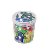 Bora Plastik Kutulu Mandal ( 22 Adet ) - Bo 684