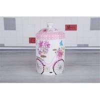 LoveQ Bahar Serisi Porselen Baharatlık 147423