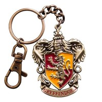 Noble Collection Harry Potter Gryffindor Crest Anahtarlık